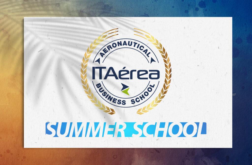 SUMMER SCHOOL 1024x671 - ITAérea anuncia la apertura de sus cursos de verano en aeronáutica y aeropuertos