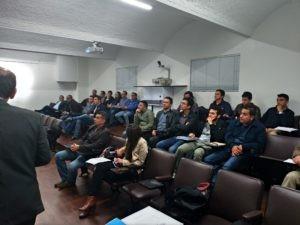 Sesión UMNG 2 300x225 - ITAérea y la Universidad Militar Nueva Granada (Colombia) Firman Acuerdo