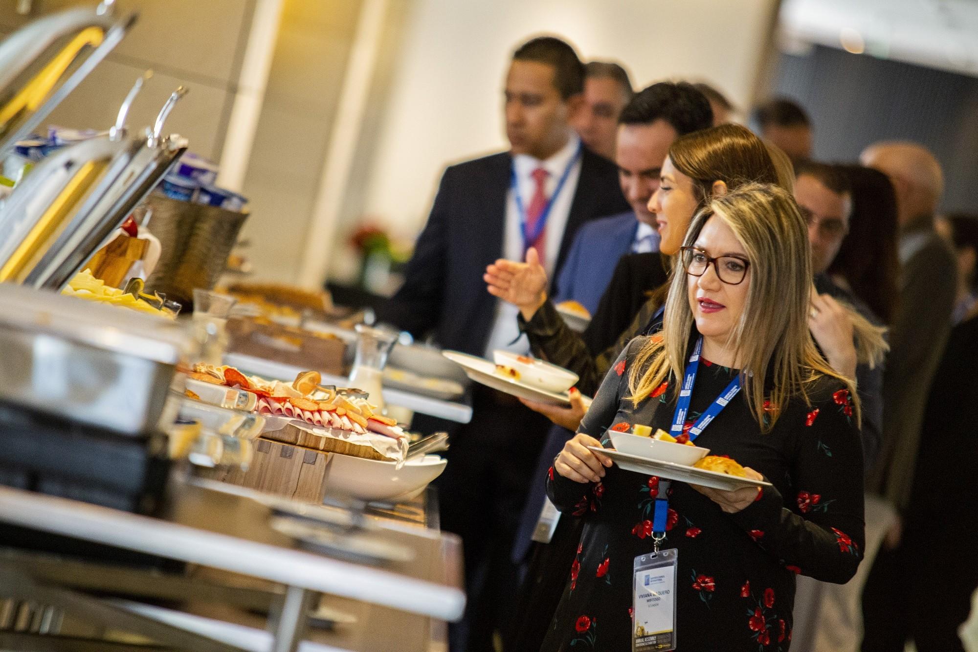 WBPs Breakfast and CEOs Panel ITAerea0023 - IV Encuentro Sectorial: Aeropuertos