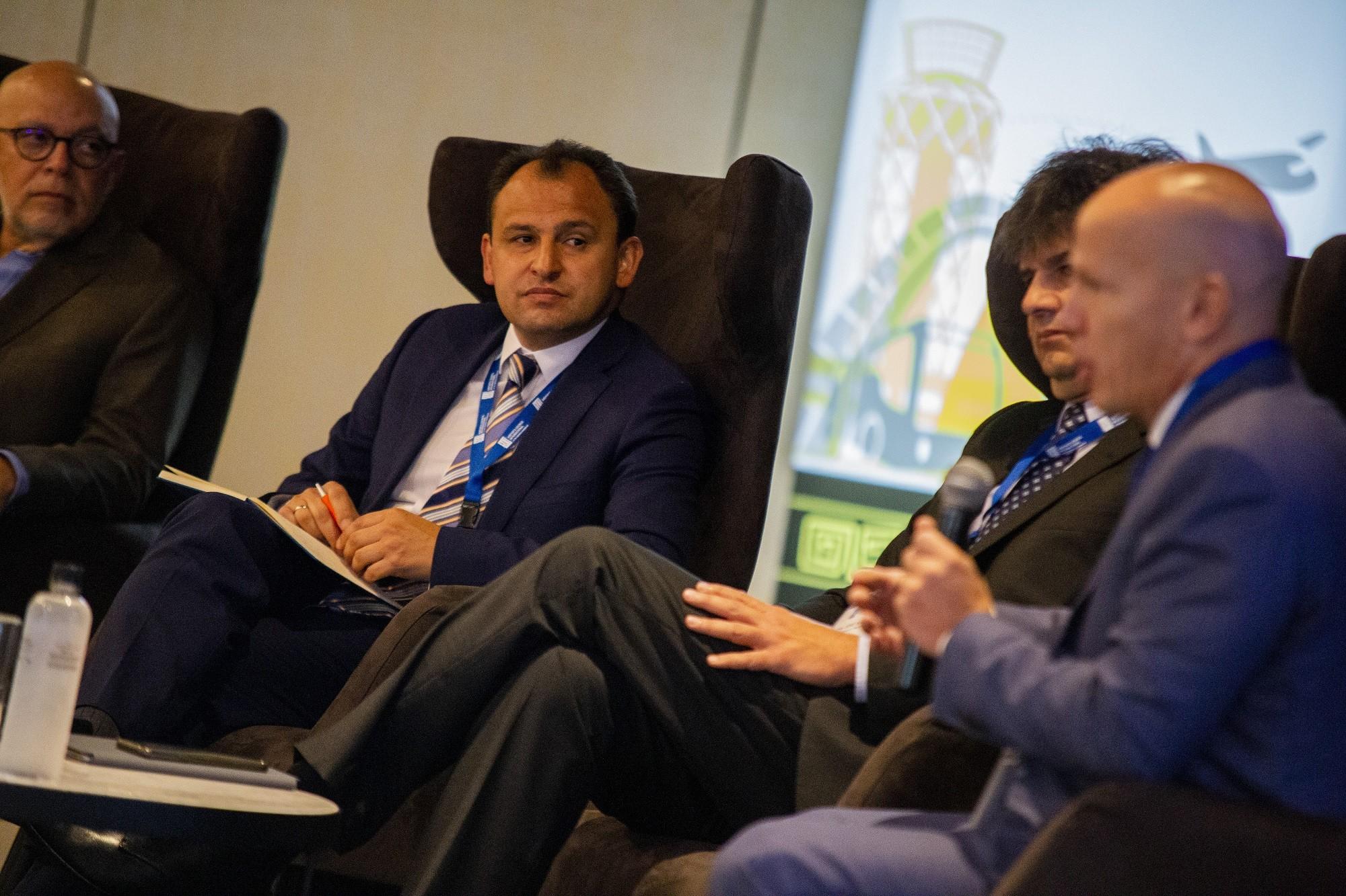 WBPs Breakfast and CEOs Panel ITAerea0042 - IV Encuentro Sectorial: Aeropuertos