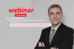 WEBINAR 13 enero 300x200 - Formación e-learning: Master in Sustainable Air Transport Management MATSM