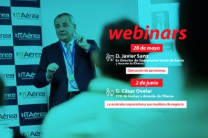 WEBINARS mayo junio 300x200 - Formación e-learning: Master in Sustainable Air Transport Management MATSM