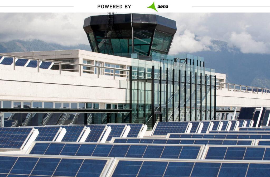 aena energias renovables 1024x671 - Aena obtiene reconocimiento internacional por su compromiso contra el cambio climático