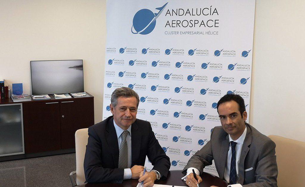 aerospace 1024x630 - ITAérea Sevilla firma un acuerdo de colaboración con la Asociación de Empresas del Sector Aeroespacial de Andalucía, Andalucía Aerospace