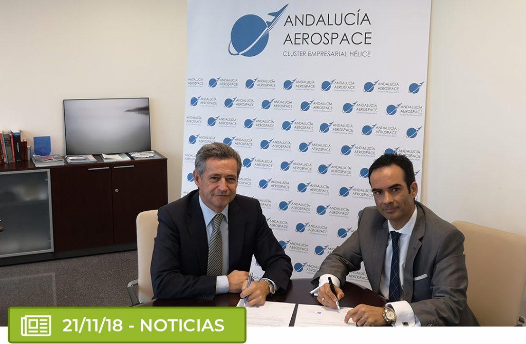 aerospace 1024x671 - ITAérea Sevilla firma un acuerdo de colaboración con la Asociación de Empresas del Sector Aeroespacial de Andalucía, Andalucía Aerospace
