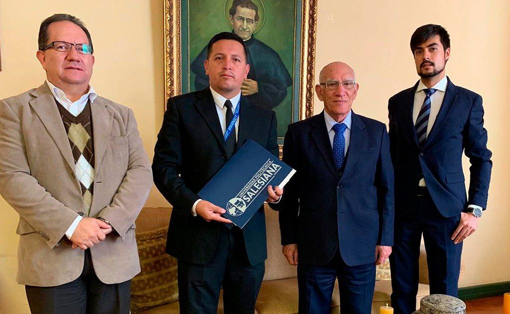 noticias 2 1024x630 - ITAérea Ecuador Firma Convenio de Colaboración con la Universidad Politécnica Salesiana