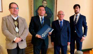 noticias 2 300x175 - Firma del Convenio ITAérea - Universidad Técnica Particular de Loja (Ecuador)