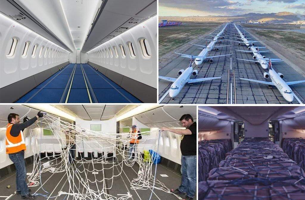 reinvención aerolíneas 1024x671 - El sector aeronáutico demuestra su fortaleza en la situación actual